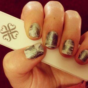 3/$10✨Sea Glass Jamberry Nail Wrap Manicure